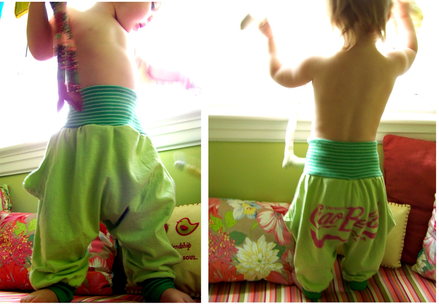 Needle And Nest Design D I Y Upcycle Shirts Into Toddler