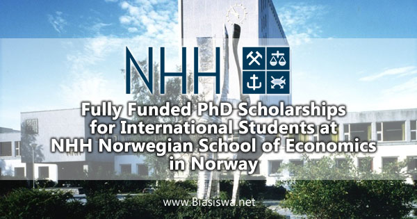 phd scholarship in norway