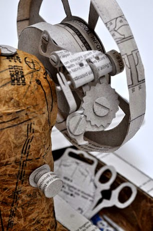 19-Sewing-Machine-2-Jennifer-Collier-Stitched-Paper-Sculptures-www-designstack-co