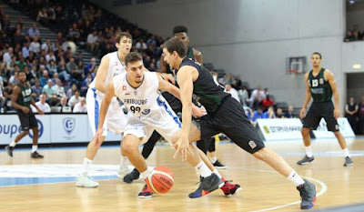FIBA Champions League Fribourg Olympic - Sakarya BSB