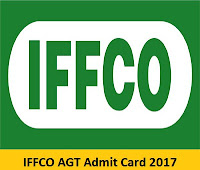 IFFCO Agriculture Graduate Trainee Admit Card