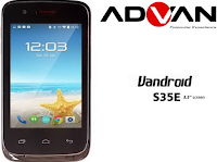flashing advan s35e