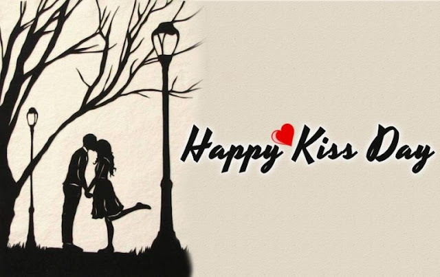 Happy Kiss Day Latest 3D Wallpapers