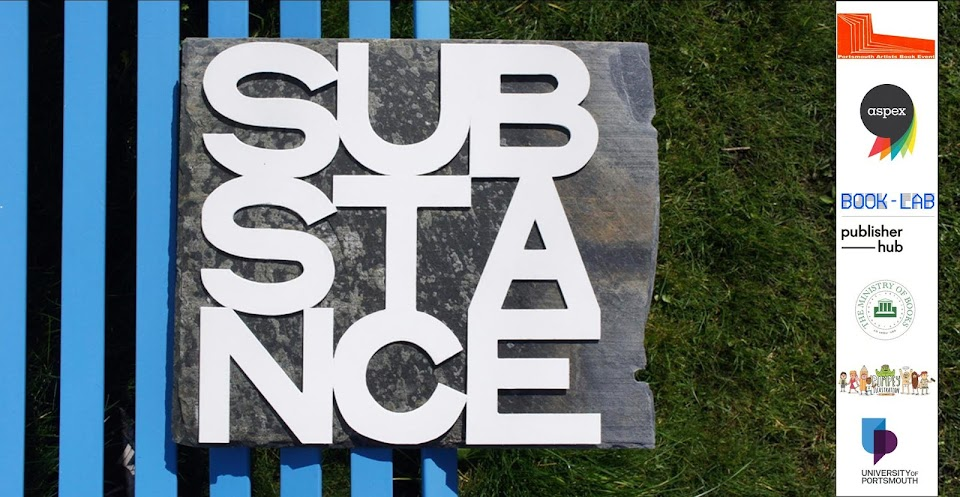 Substance - Portsmouth Artists Book Event