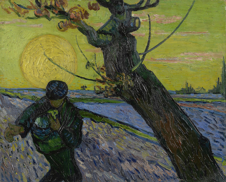 El que siembra, recoge (Van Gogh y la parábola del sembrador ...