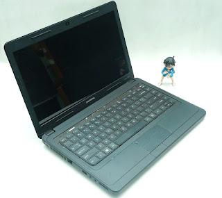 Compaq CQ43 AMD - Laptop Bekas