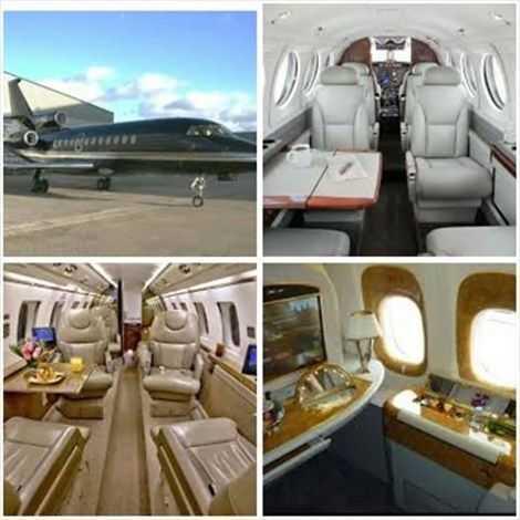 Ghana and Kayserispor striker Asamoah Gyan Setup 'Baby Jet Airlines'