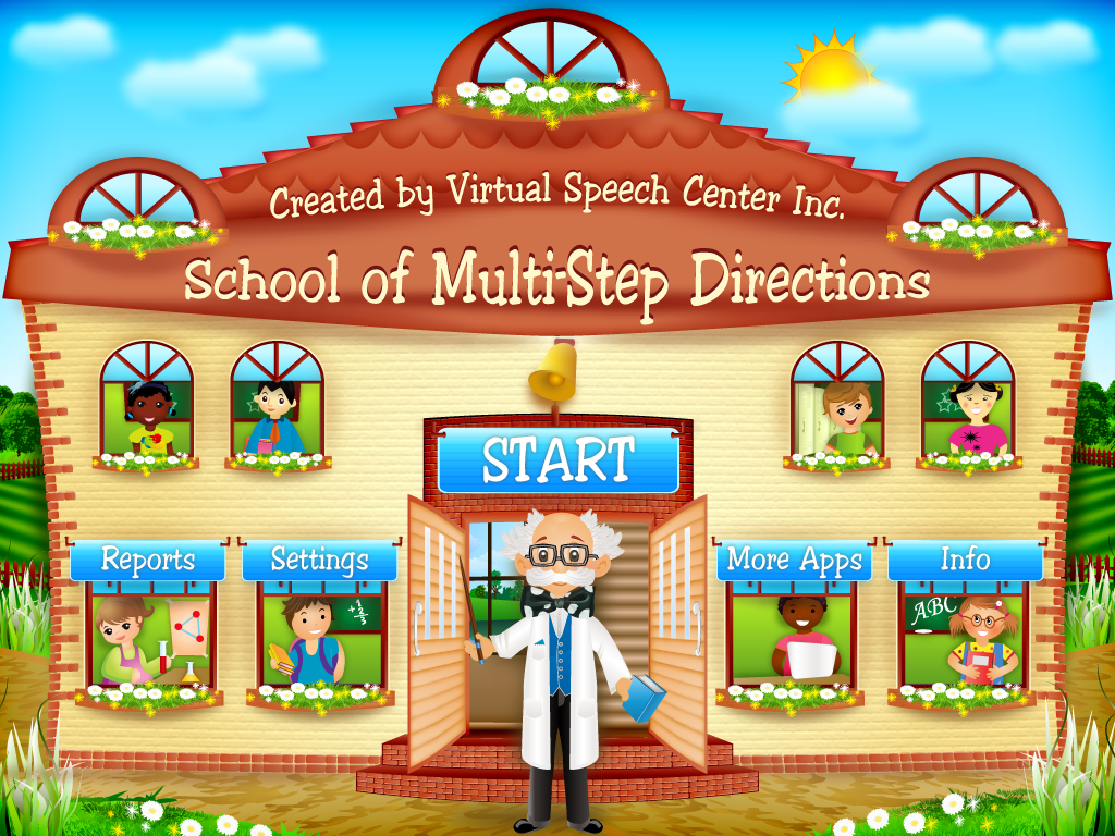 Carrie S Speech Corner App Review School Of Multi Step