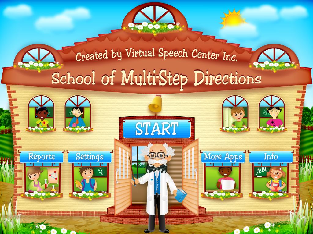 Carrie S Speech Corner App Review School Of Multi Step