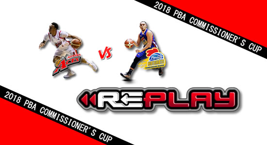 Video Playlist: Alaska vs Magnolia game replay June 10, 2018 PBA Commissioner's Cup