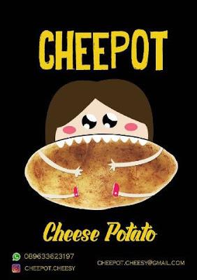 Ajag Ijik Yuk Proposal Usaha Chesee Potato Cheepot