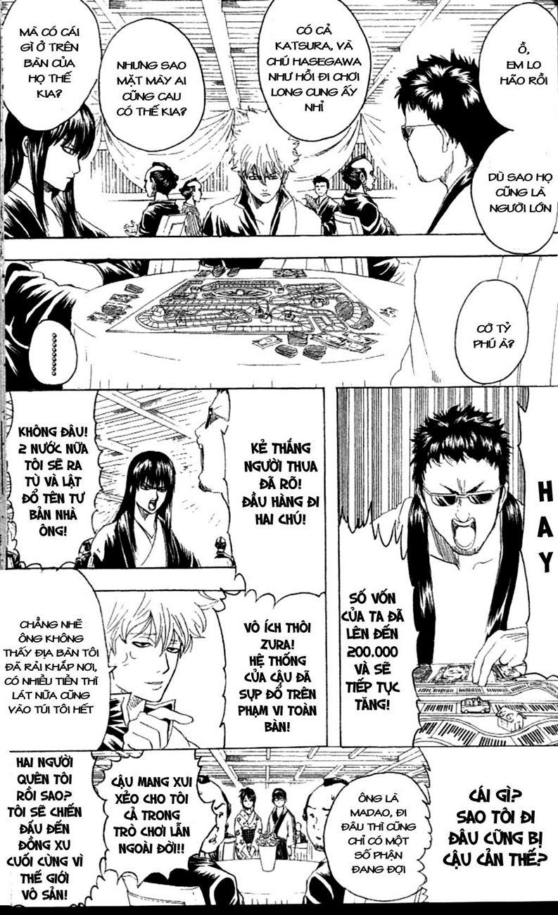 Gintama Chap 236 page 7 - Truyentranhaz.net