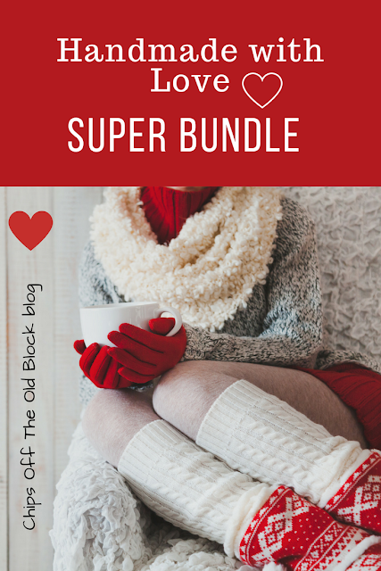Handmade with Love: SuperBundle is here! #crafting #handmade
