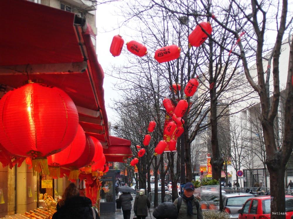 13eme Paris Le nouvel an chinois