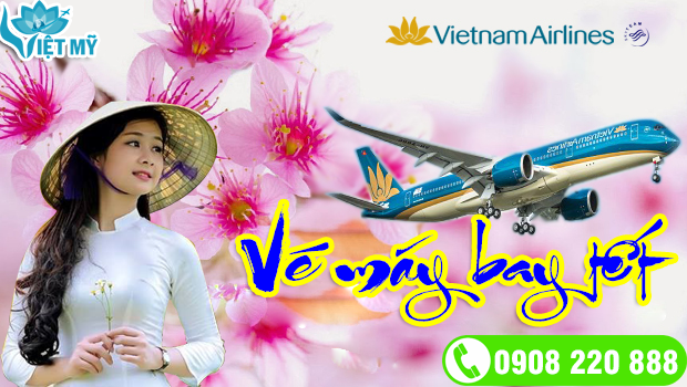 Vé máy bay tết 2017 Vietnam Airlines đi Hải Phòng giá rẻ