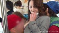 โป๊ครูญี่ปุ่นโดนลูกศิษย์รุมเย็ดบนรถไฟฟ้าbts นมสวยตูดขาวน่าxxx
