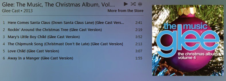 Glee The Music The Christmas Album