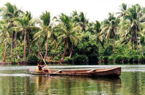 Biduk Boat