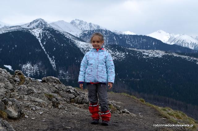 Tatry z dzieckiem- Wielki Kopieniec