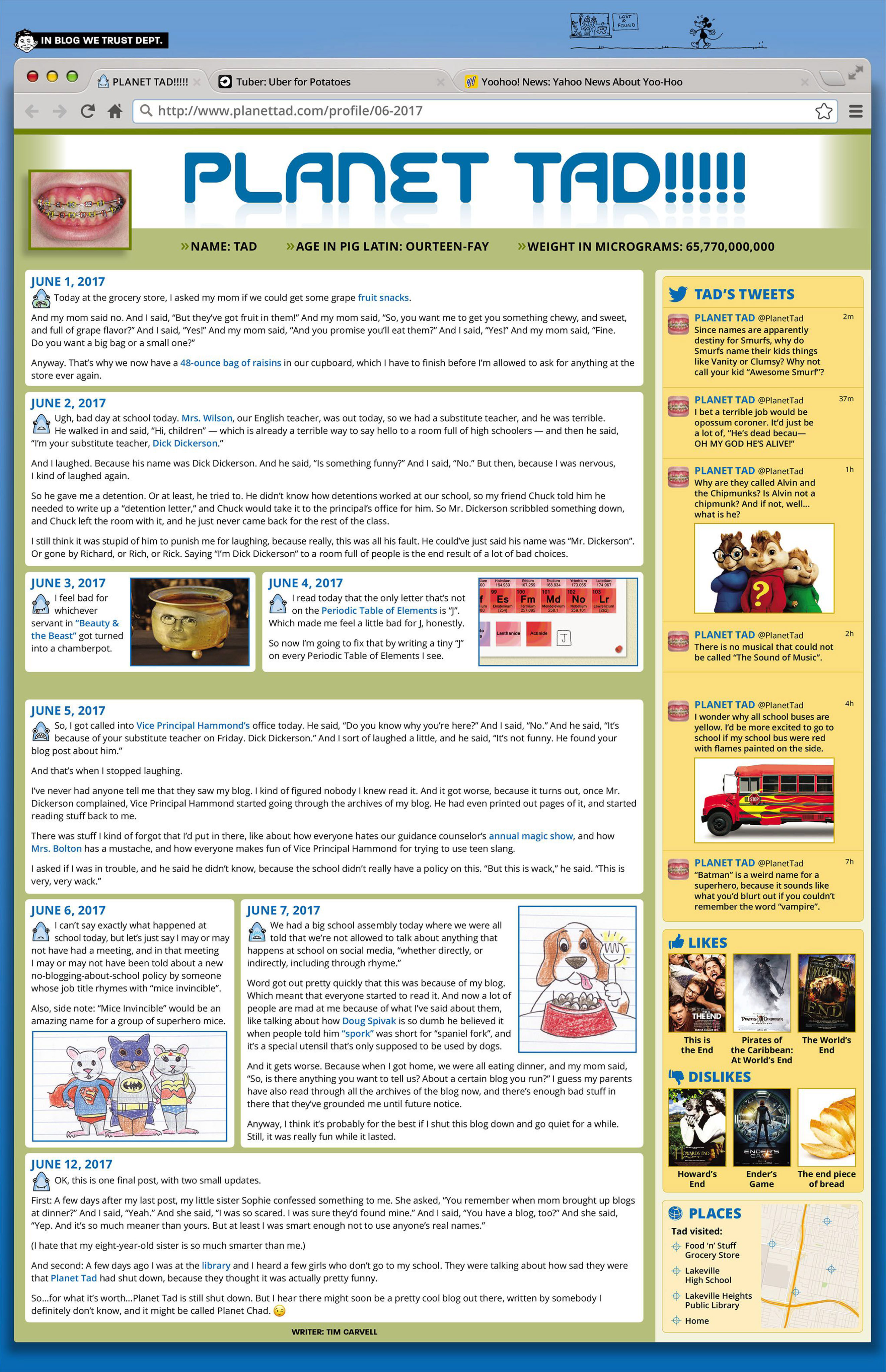 Read online MAD comic -  Issue #546 - 39