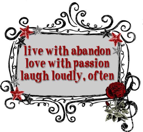 Bytes Live Laugh Love