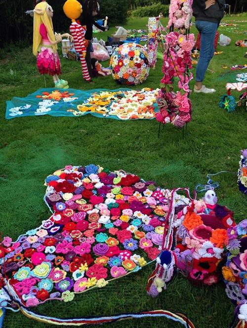 Crochet Flowers - Free Patterns