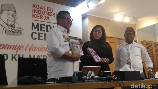 Sindir Hanum Rais karena Hoax Ratna, Tim Jokowi Kirim Buku Sejarah