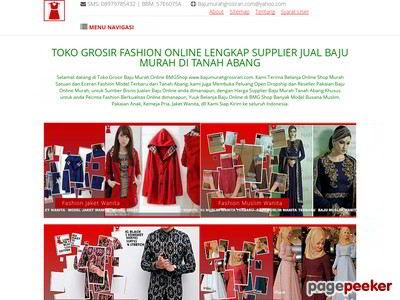 Cara buat toko online sendiri