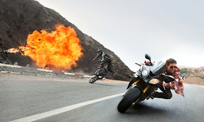 Mission: Impossible- Rouge Nation Movie Review