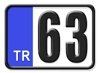63 Şanlıurfa plaka kodu