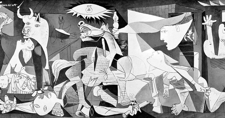 Guernica La Cámara Del Arte