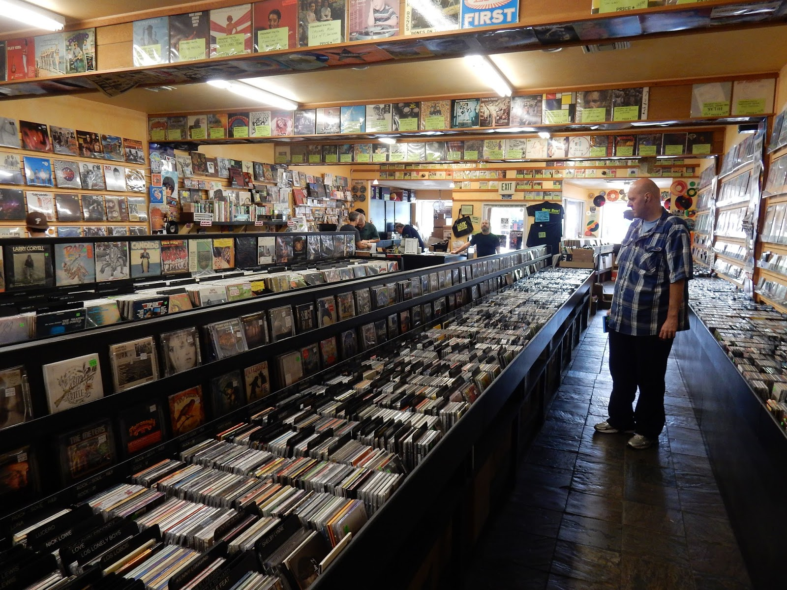 Freakbeat Records: Record Shops