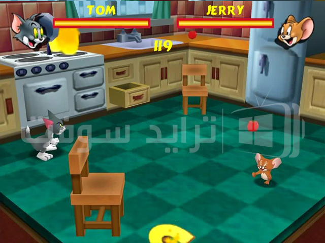 tom and jerry fists of furry تحميل لعبة