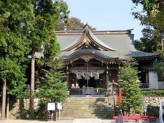 六所神社(大磯町)