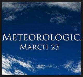 Ucapan Selamat Hari Meteorologi Sedunia