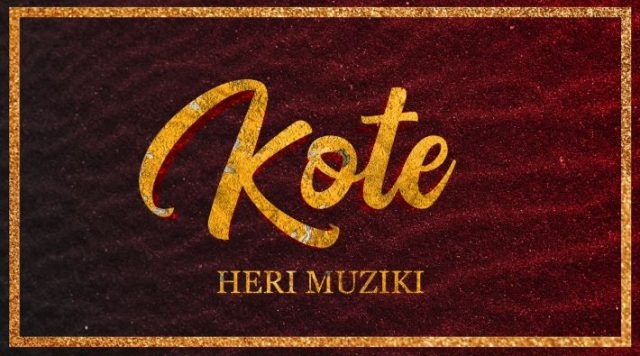 Heri Muziki - Kote x (Thamani)