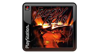 Bloody roar 3 sony playstation 2 game.