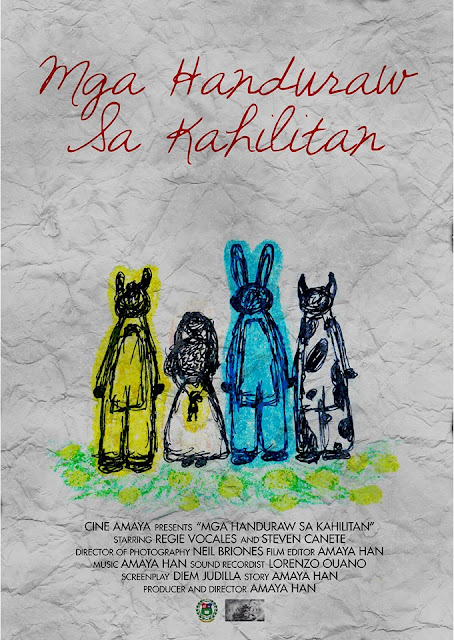 """Mga Handuraw Sa Kahilitan (Daydreams of Wilderness),"" directed by Amaya Han of University of San Carlos Ceb"