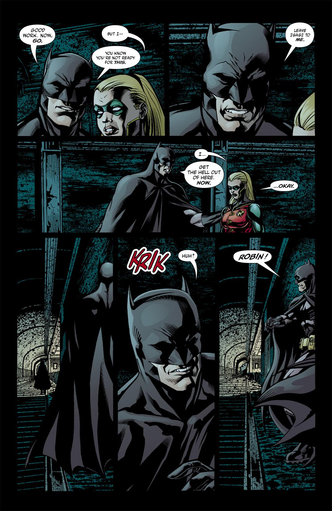 Detective Comics (1937) 796 Page 11