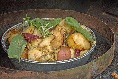 padellata di patate