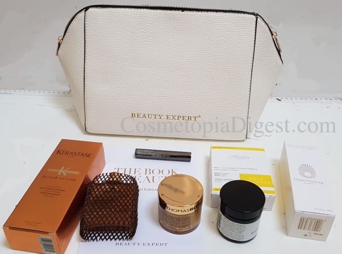 Here is the unboxing and review of the Beauty Expert Collection Gold Edition - a seasonal luxury beauty box that ships worldwide free.