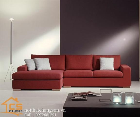 Sofa bền đẹp - giá rẻ sản xuất tại xưởng Nội Thất Chàng Sơn: Sofa đẹp 13