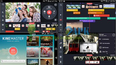 KineMaster Video Editor Pro Apk v4.1.0 Terbaru