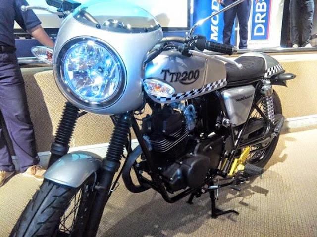Modenas TTR 200 2015