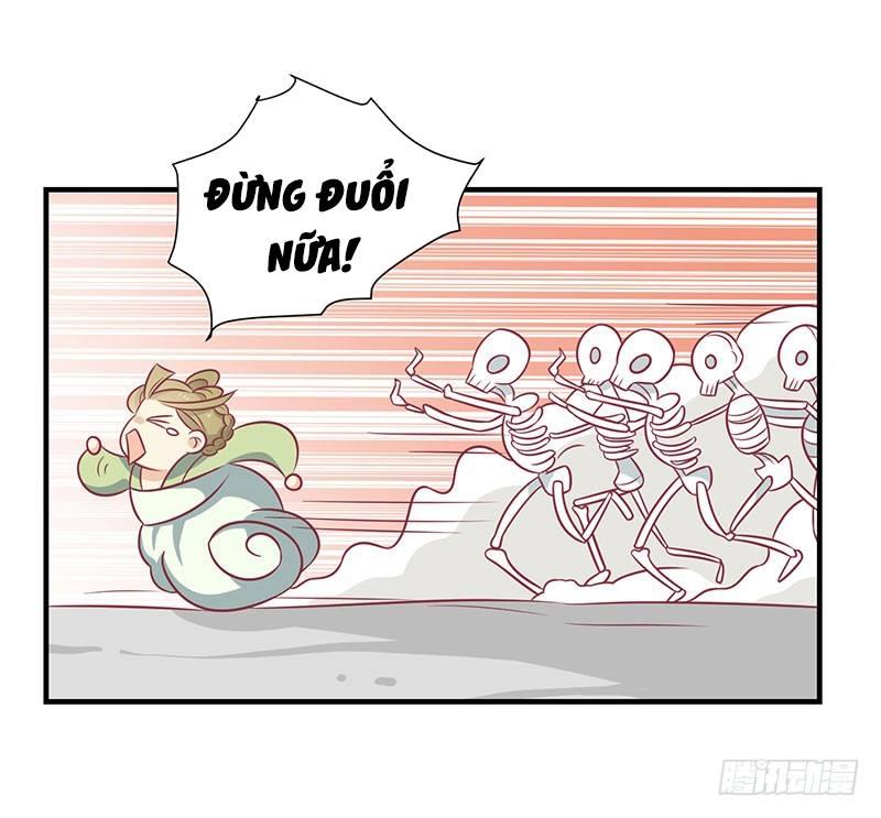 Vương Gia Người Ta Sẽ Giảm Béo Mà!!! chap 70 - Trang 16