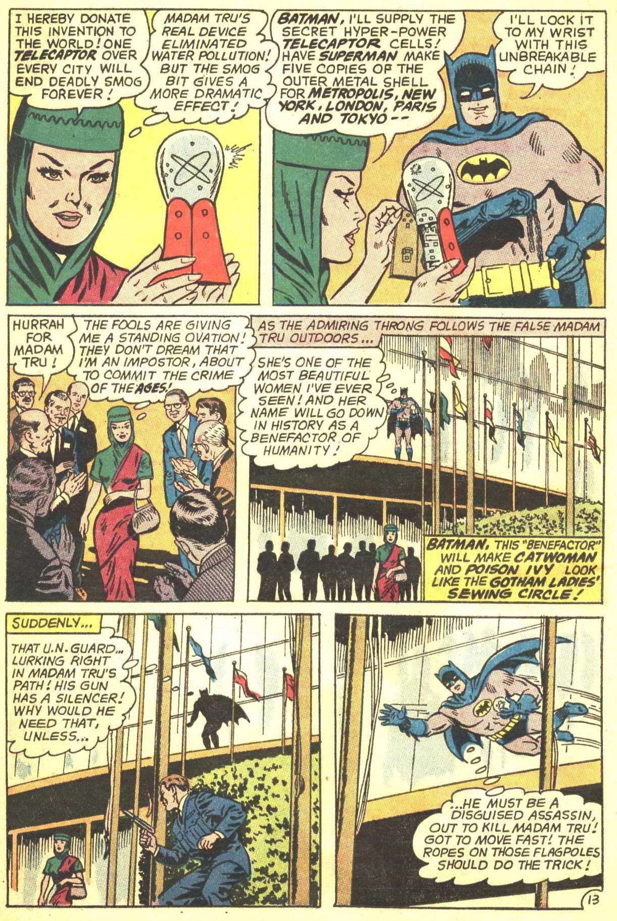 Read online World's Finest Comics comic -  Issue #164 - 18
