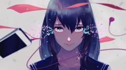 Melancholy - 1080P - 60+ FPS [Wallpaper Engine Anime]