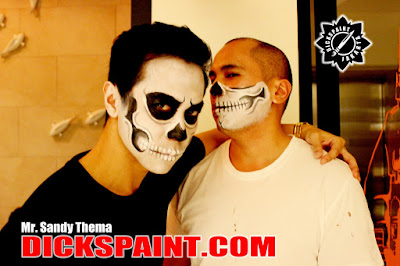 Make Up Skull Jakarta