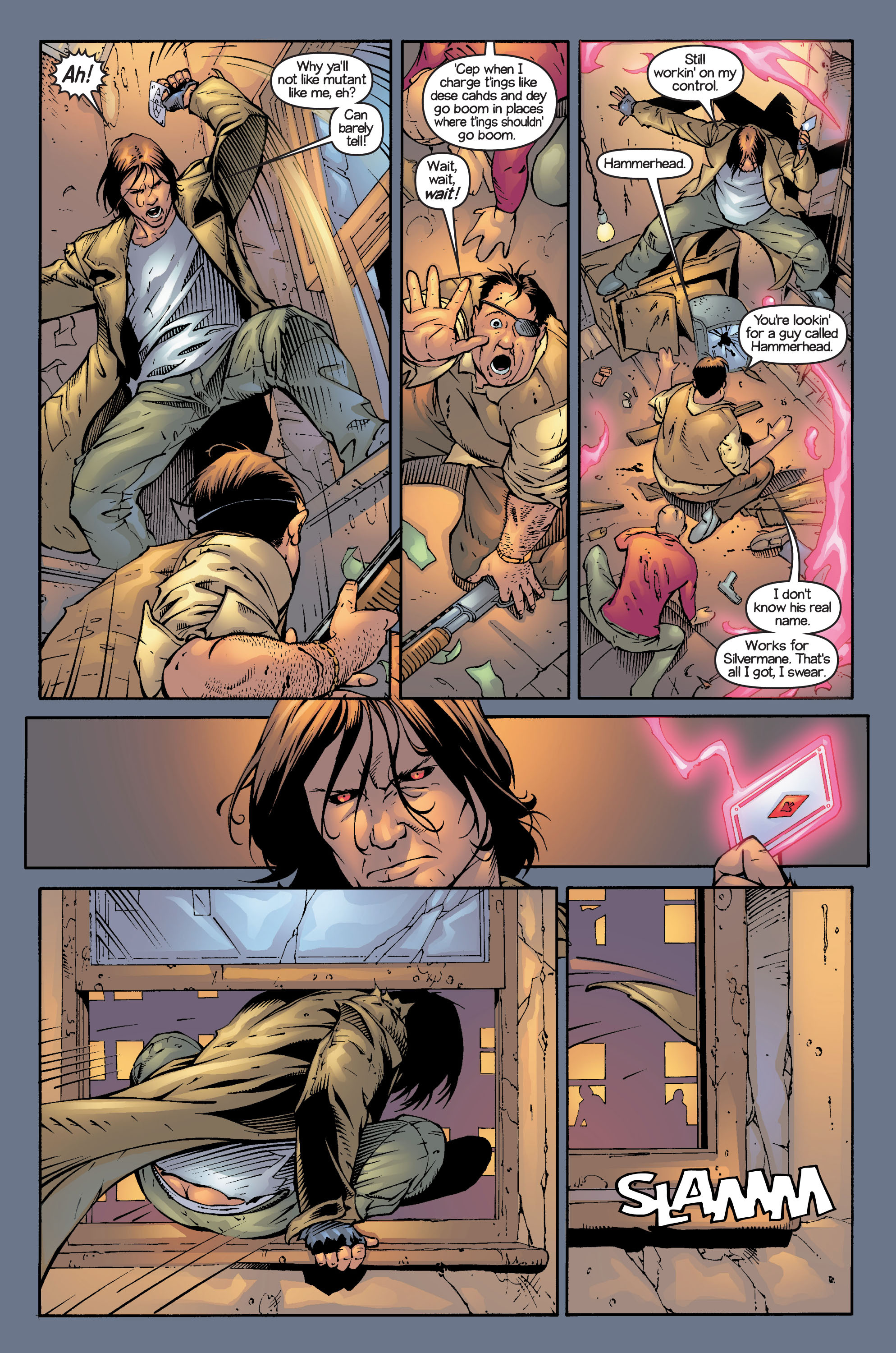 Read online Ultimate X-Men comic -  Issue #14 - 9