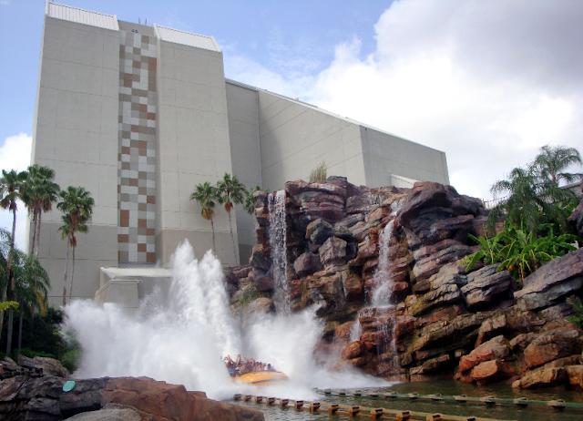 Jurassic Park River Adventure no Islands Of Adventure em Orlando